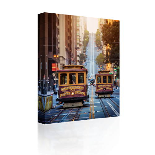 Beautiful Cable Cars