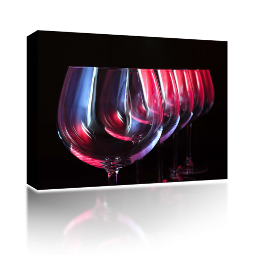 Night Club Wine Glasses