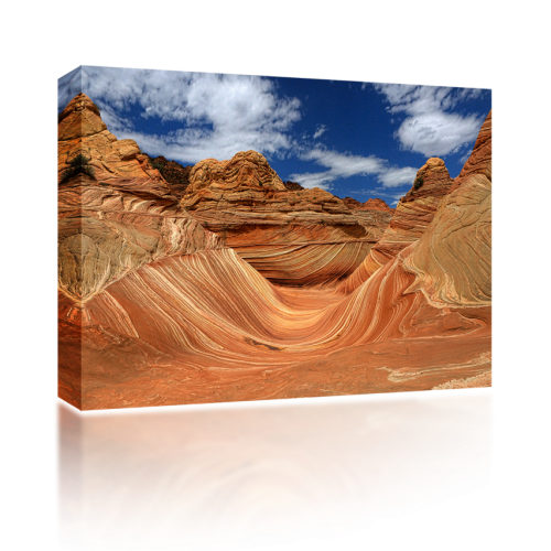 Arizona Canyon Wave